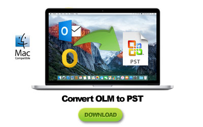 convert .olm to .pst