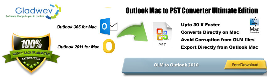 import olm to outlook 2010