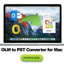 .olm to .pst converter