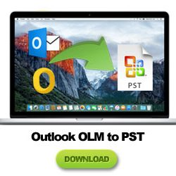 migrating olm to pst format